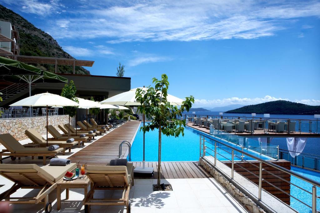 San Nicolas Resort Hotel Mikros Gialos Greece Rooms