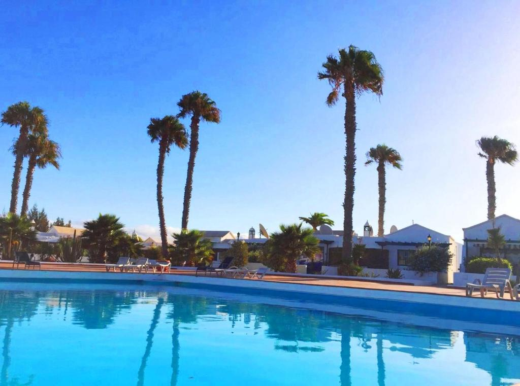 Vacation home casita blanca jard n del sol 1 playa blanca spain - Jardin de sol playa blanca ...