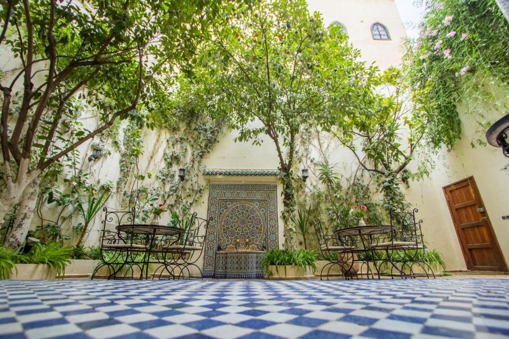 Riad Jardin Chrifa, Fès – Tarifs 2019