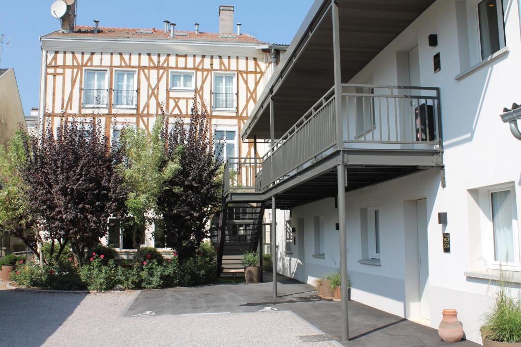 Фасада или вход на Hôtel Pasteur
