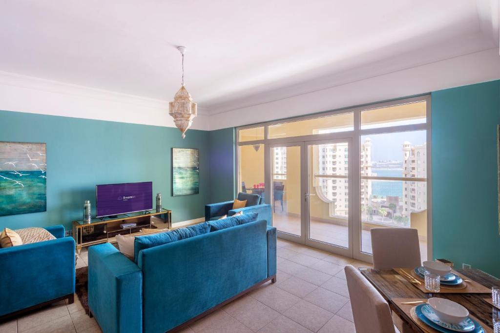 dream inn dubai apartments - al shahla, uae - booking