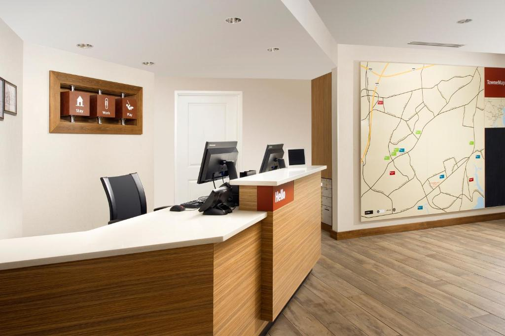 Hotel TownePlace Suites by Marriott Alexandria Fort Belvoir