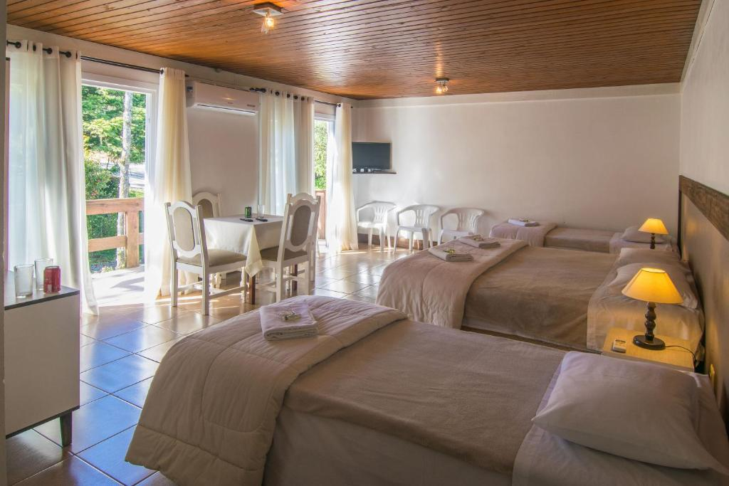 A room at Pousada do Tirol