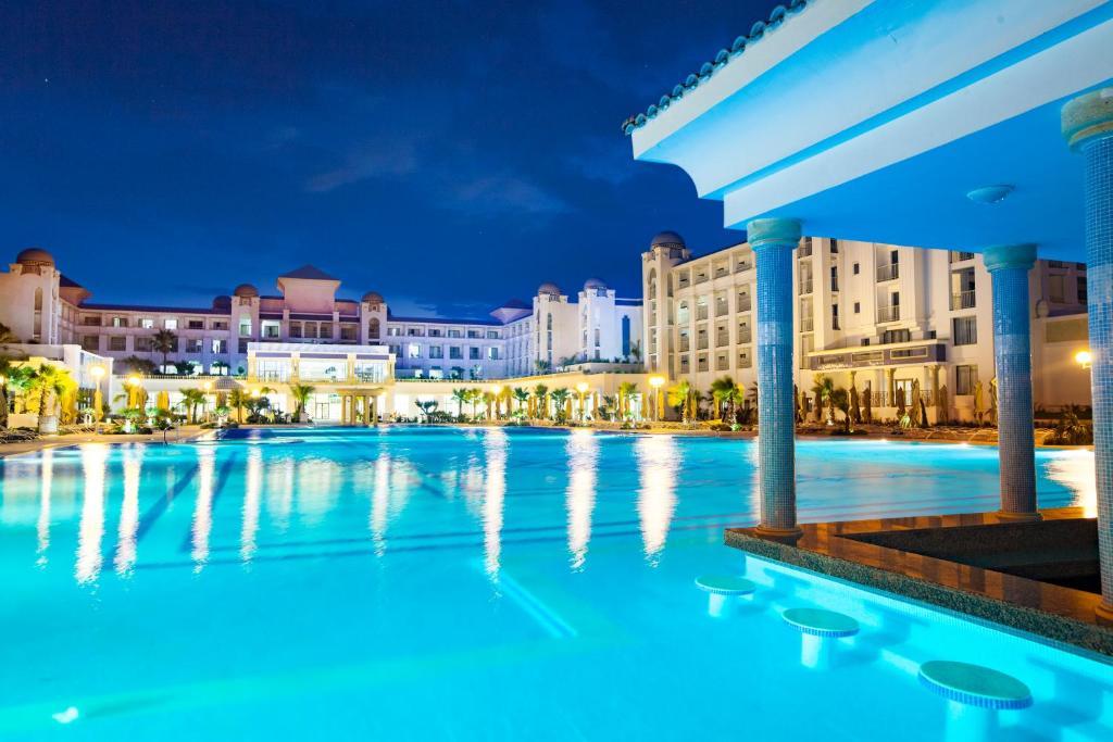 Hotel Concorde Green Park Palace Tunesien Port El Kantaoui