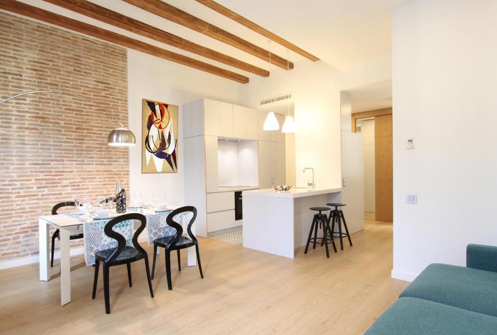 Imagen del Deluxe Apartment Plaza Cataluña