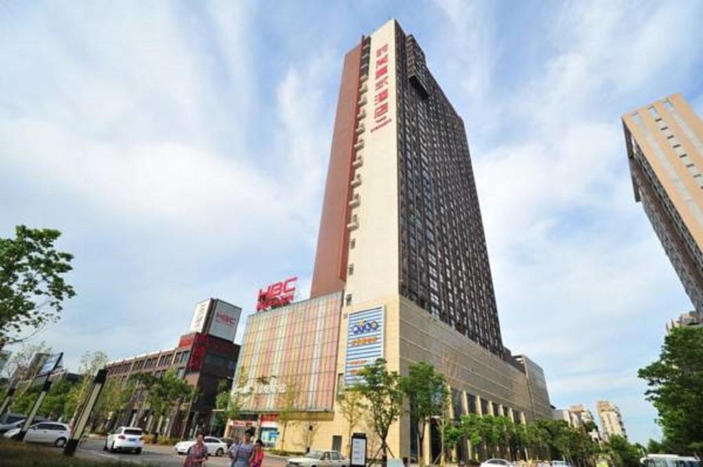 wuhan guanggutiandi service apartment wuhan updated 2019 prices rh booking com