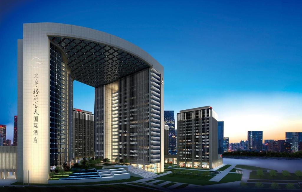 Grand Skylight International Hotel Beijing Reserve Now Gallery Image Of This Property