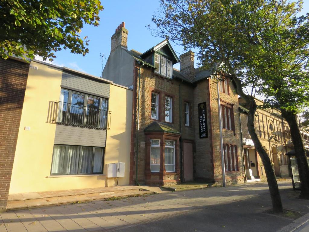 Abbey Apartments Barrow In Furness Uk Booking Com