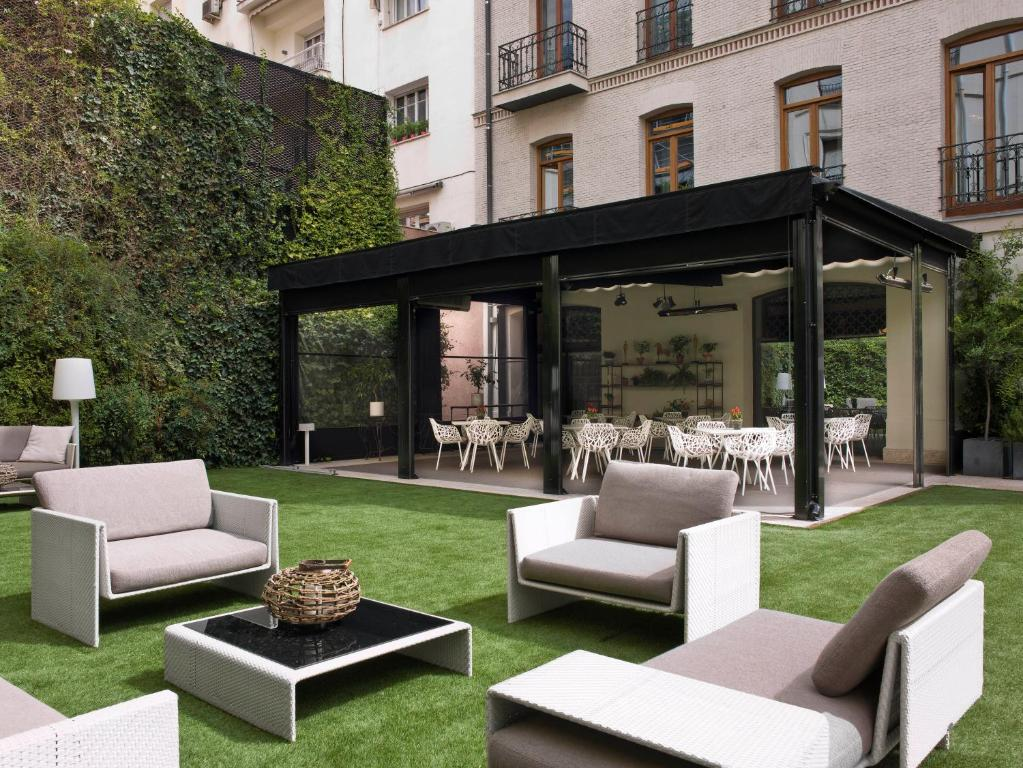 boutique hotels madrid provinz  271