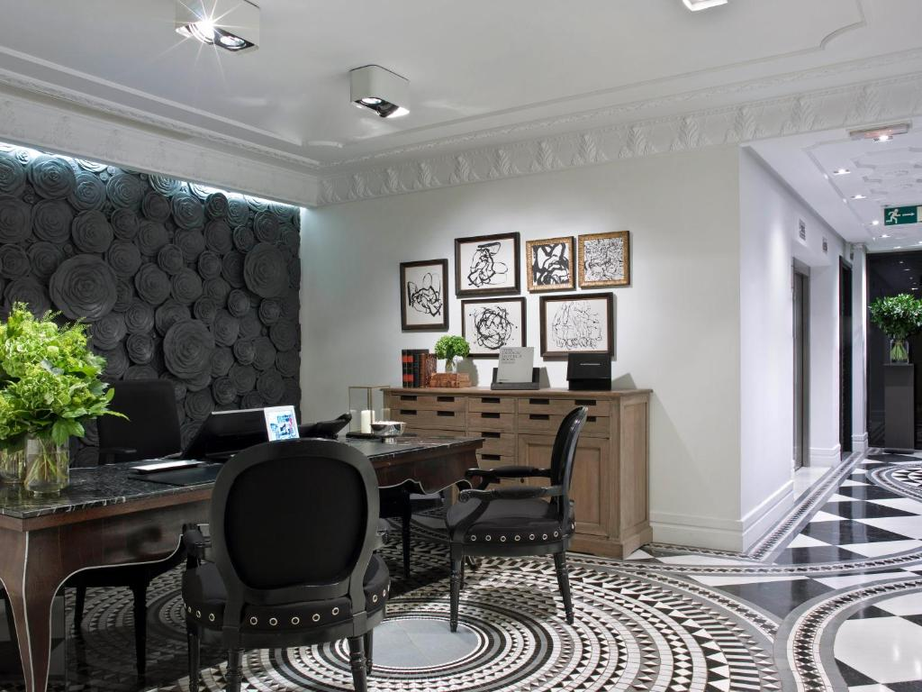 boutique hotels madrid  72