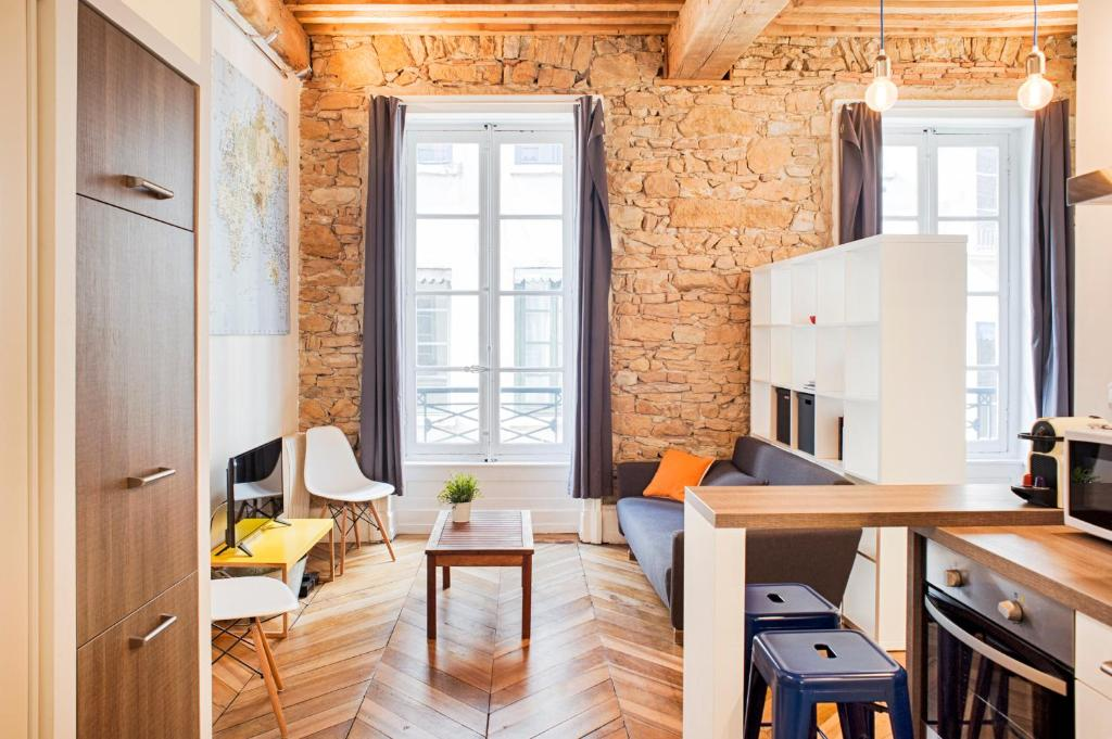 Location d'appartement à Lyon : Royale 21.
