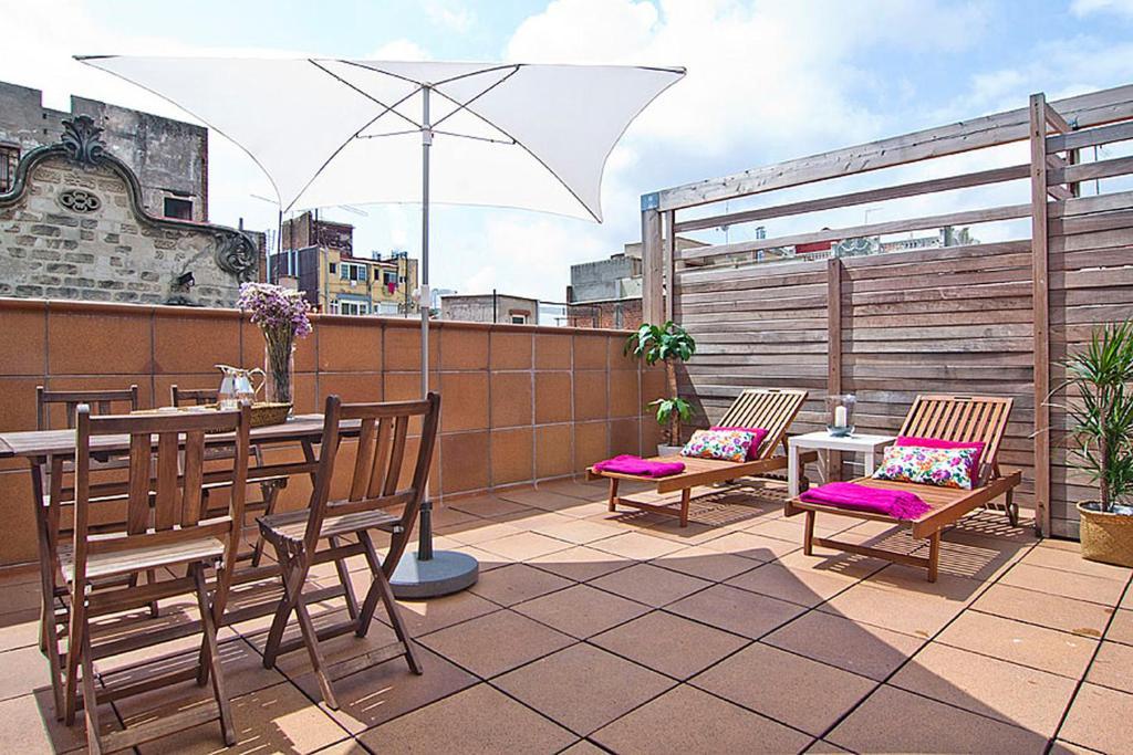 Bonita foto de Apartment Barcelona Rentals - Gracia Pool Apartments Center