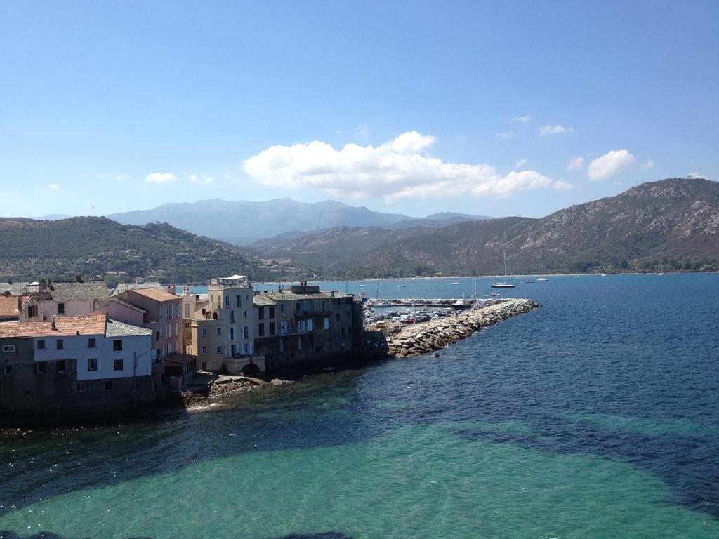 Apartments In Nonza Corsica