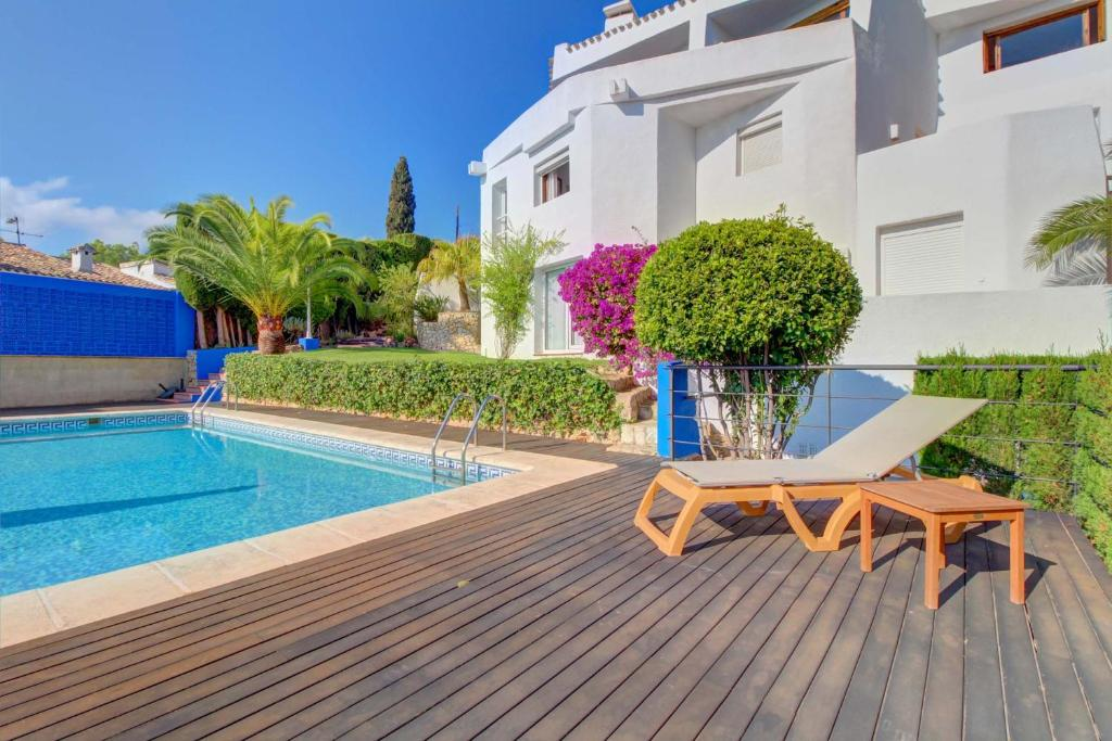 Villa Corona Javea Spain Booking Com
