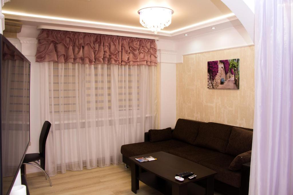 Apartment on Gogolya Street 73