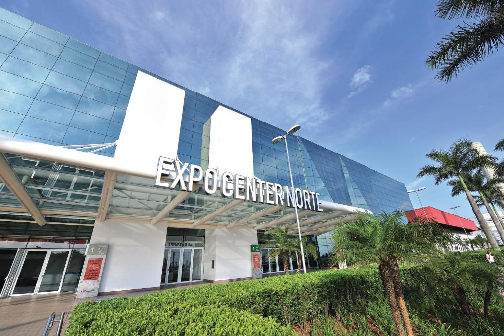 Wotel Anhembi Expo