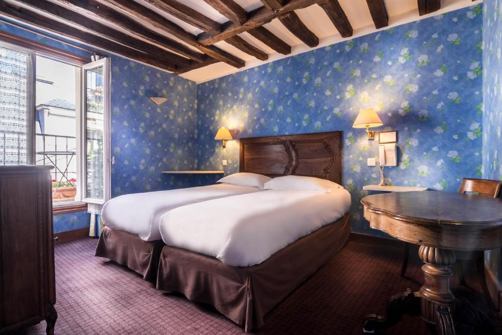 Номер в Hotel du Lys