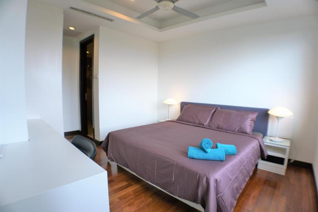 Apartment Rooms yelloduck rooms & apartments @ casa, kuala lumpur, malaysia