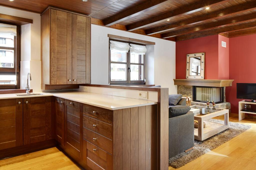 gran imagen de Apartamento Val de Ruda XVII