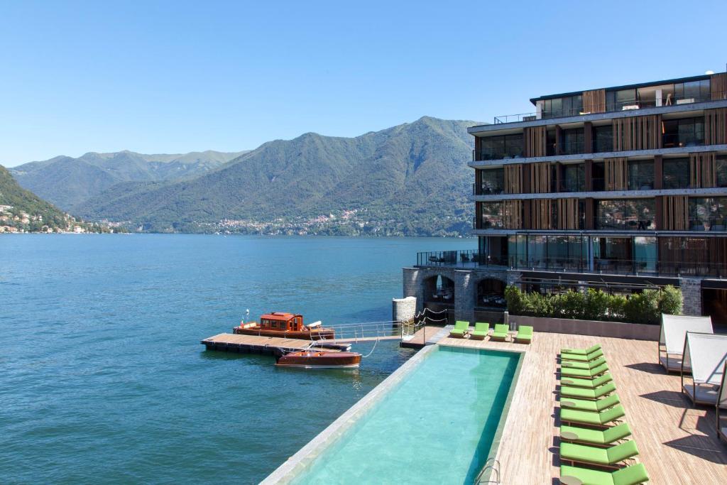 Hotel Luxe Ski Italie