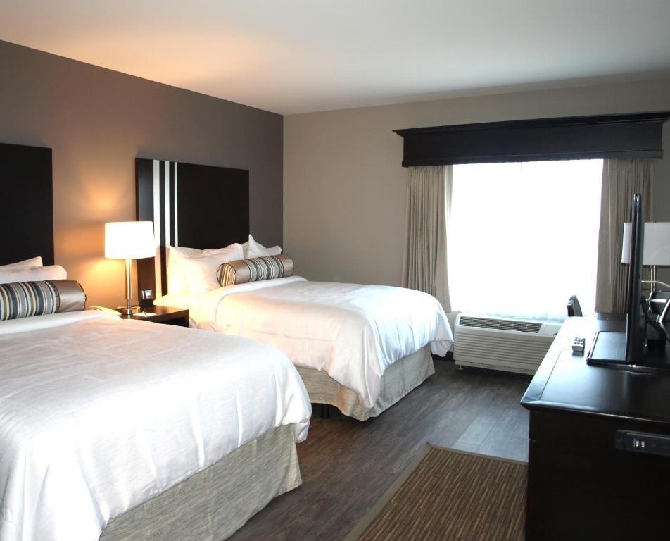A room at Hotel at Batavia Downs