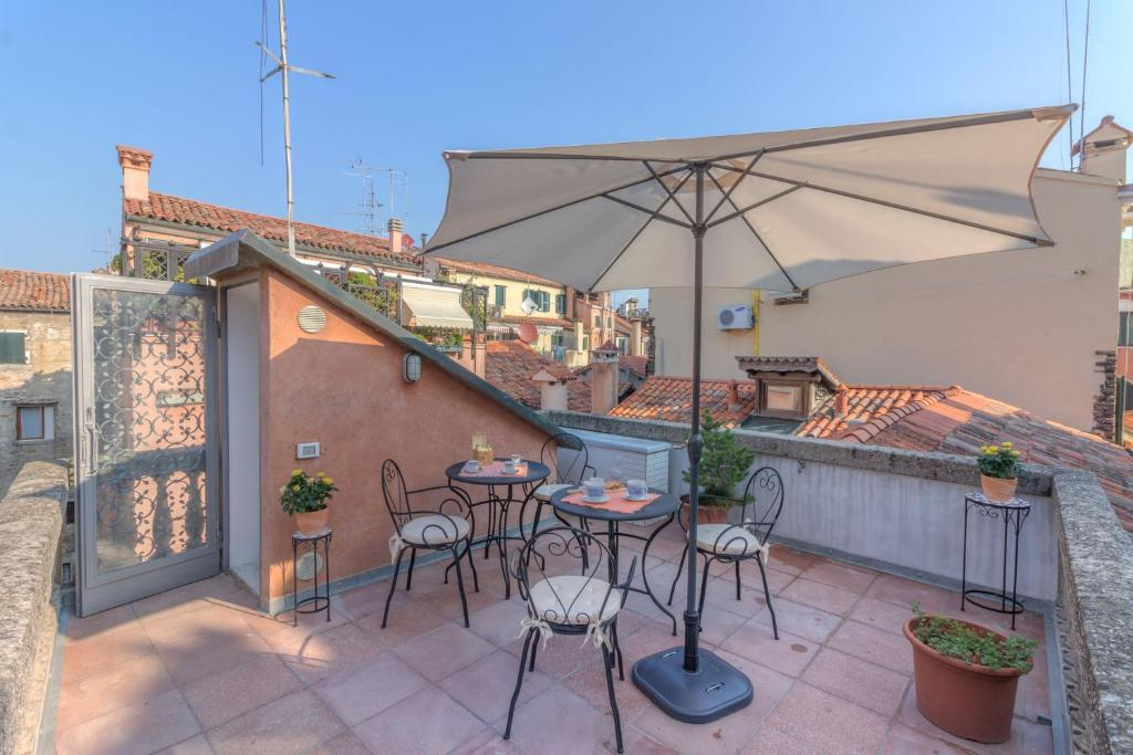 Apartment Ve.N.I.Ce Cera La Terrazza, Venice, Italy - Booking.com