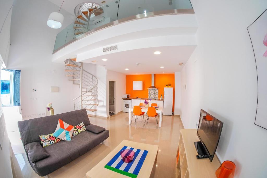 Ancla Real Apartamentos Loft fotografía