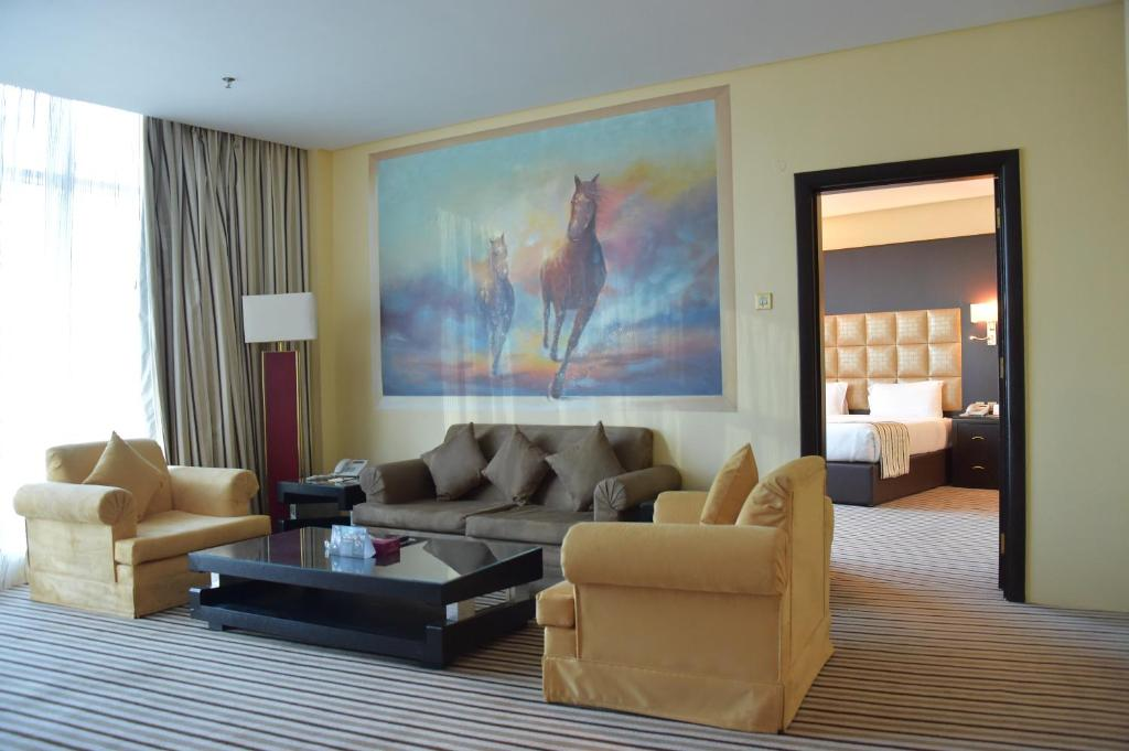 Al Bastaki International Hotel Kuwait Rooms