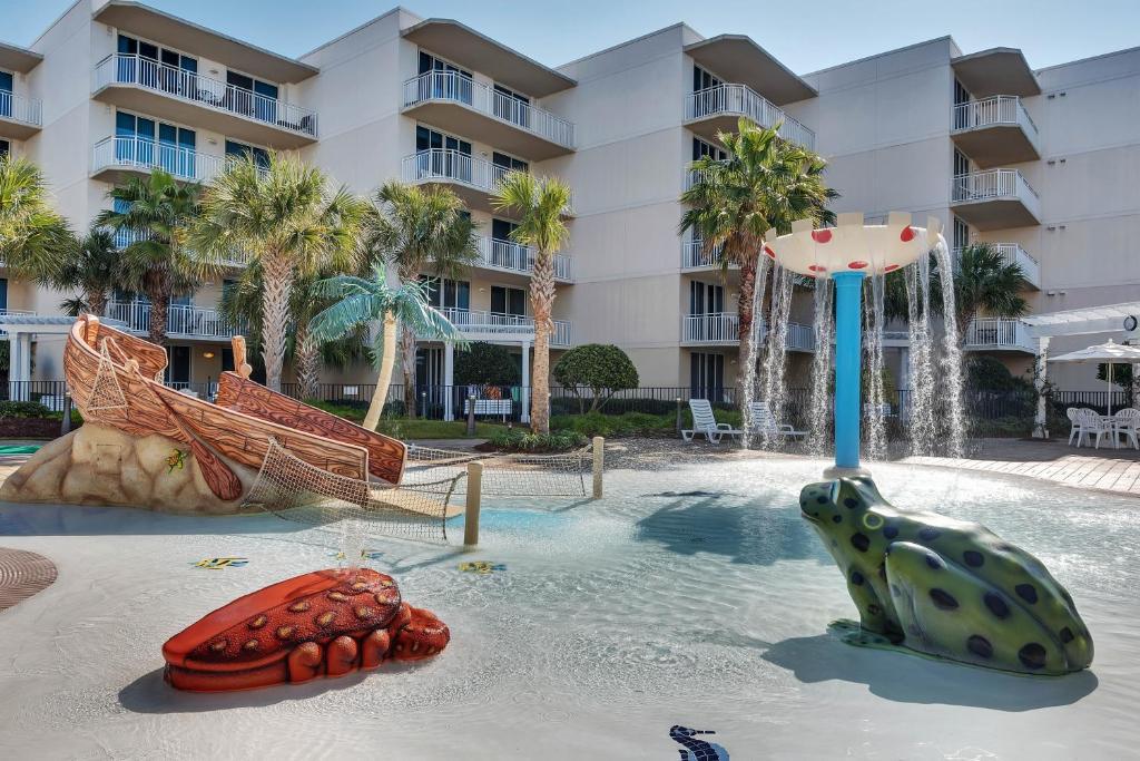 Waterscape Condominiums By Wyndham Vacation Rentals Fort