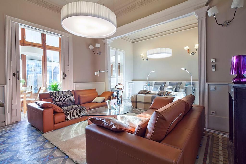 Apartment Barcelona Rentals - Rambla de Catalunya Center imagen