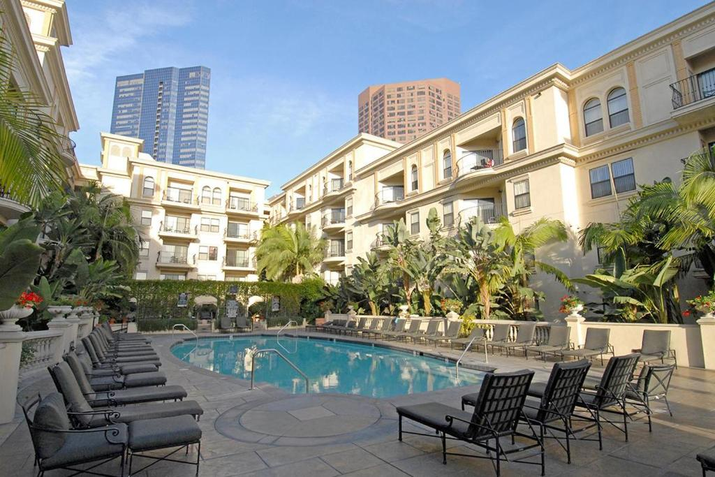 Apartment Luxury apt in the heart of Downtown LA Los Angeles CA