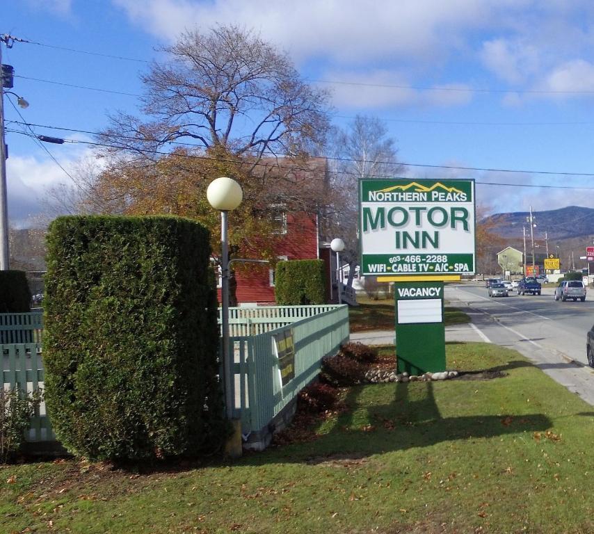Northern peaks motor inn gorham nh for Motor inn near me