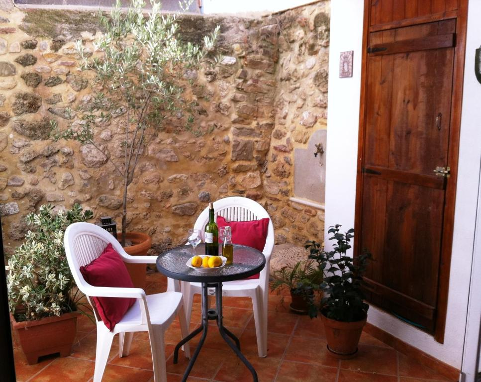 Apartments In Caudiel Valencia Community