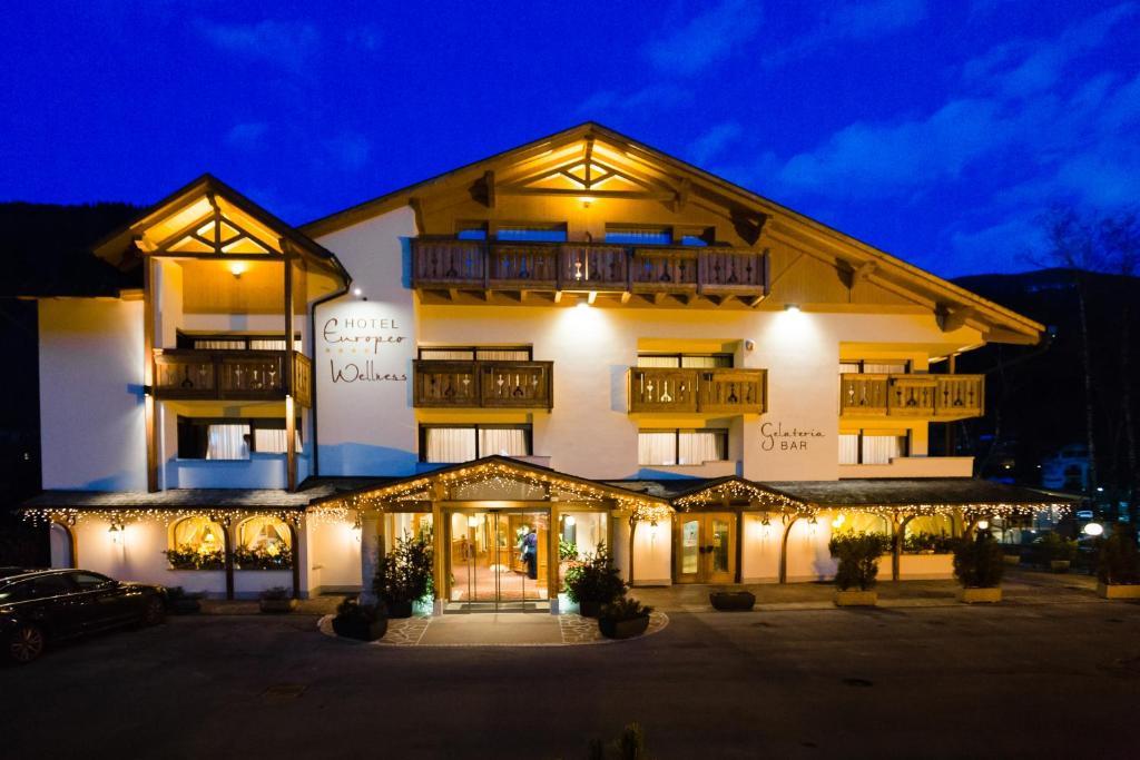 Hotel Europeo Alpine Charme & Wellness, Pinzolo – Prezzi aggiornati ...