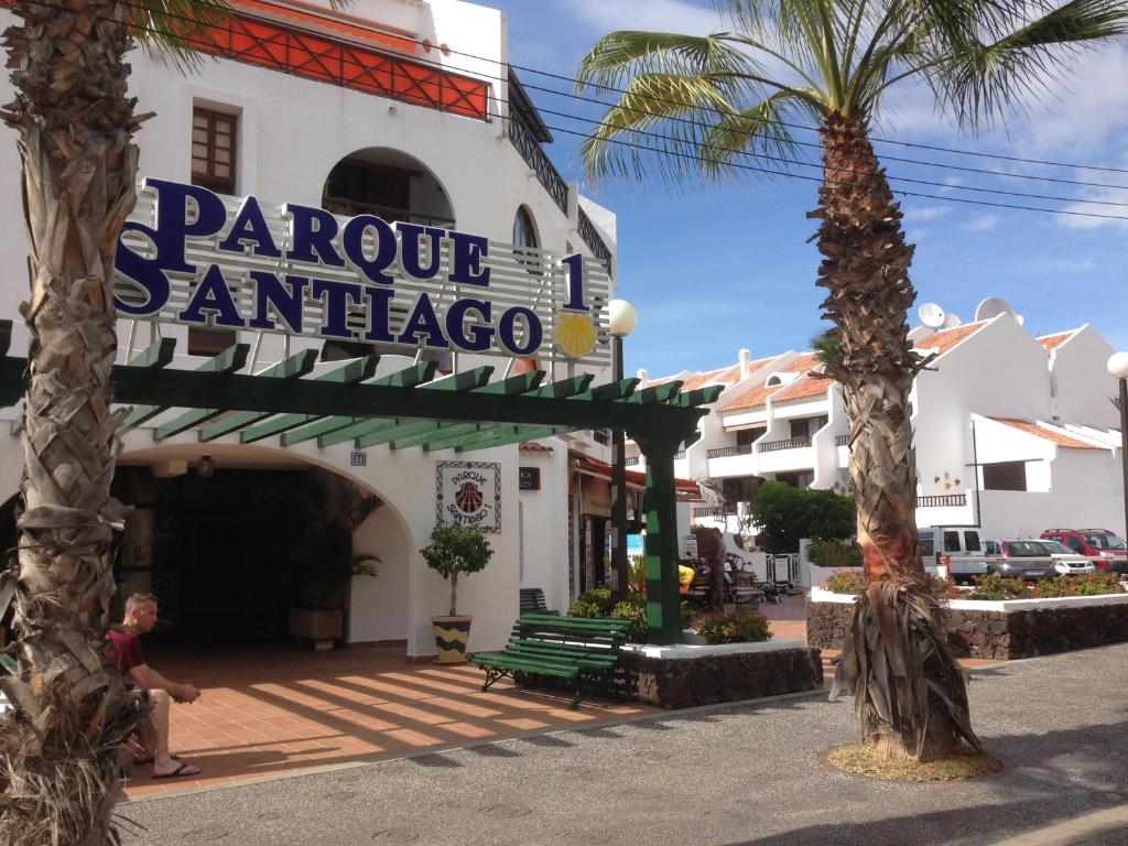 Hotel De Las Americas Apartment In Parque Santiago Playa De Las Americas Spain