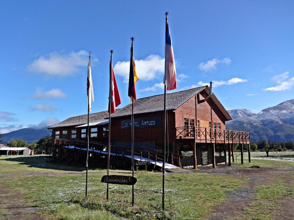 Eco Hotel Antuco Chile Booking Com