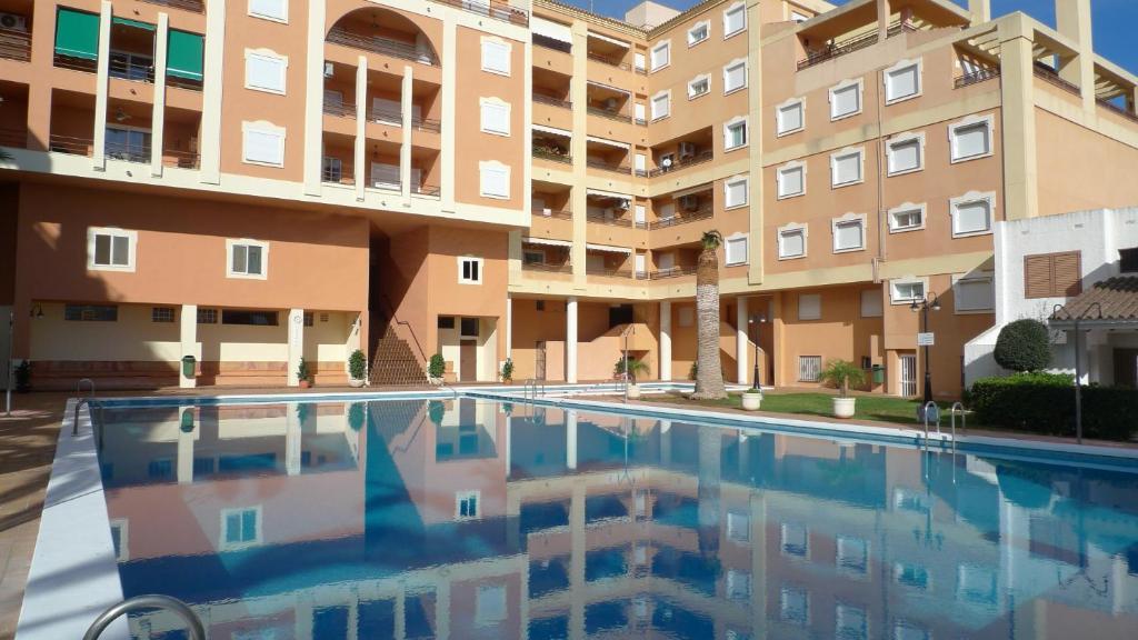 Apartamentos Fuentemar II Altamar