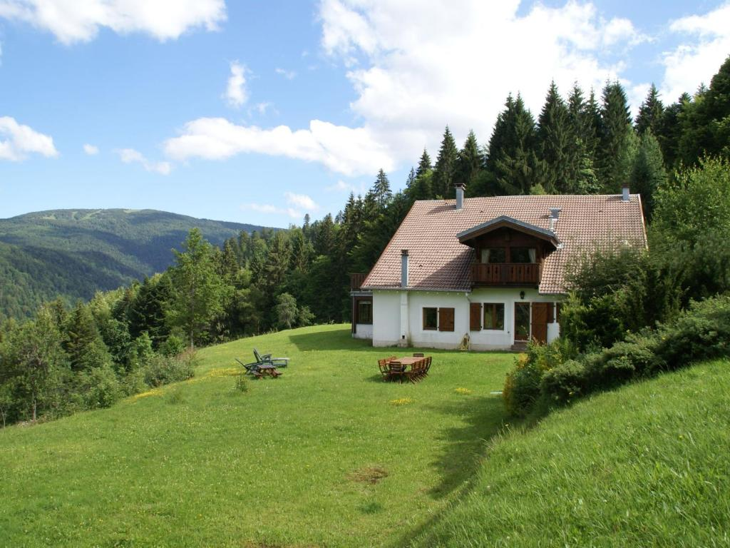 Maison De Vacances - Fresse-Sur-Moselle 2, Saint-Maurice ...