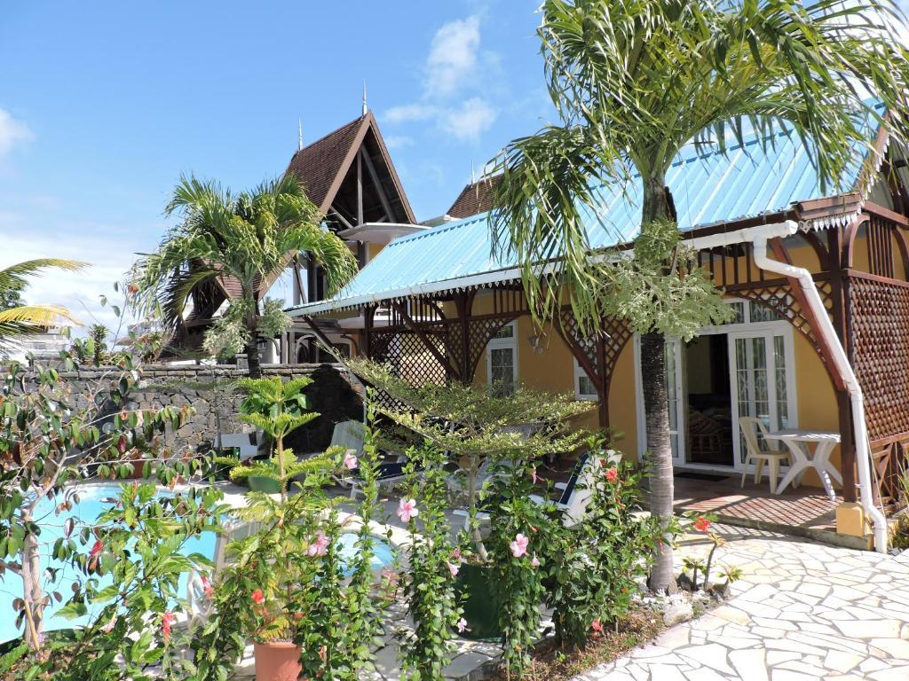 Villa Hibiscus, Blue Bay, Mauritius - Booking.com
