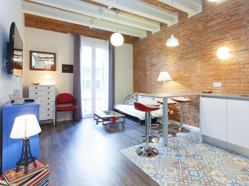 Apartment Elkano foto