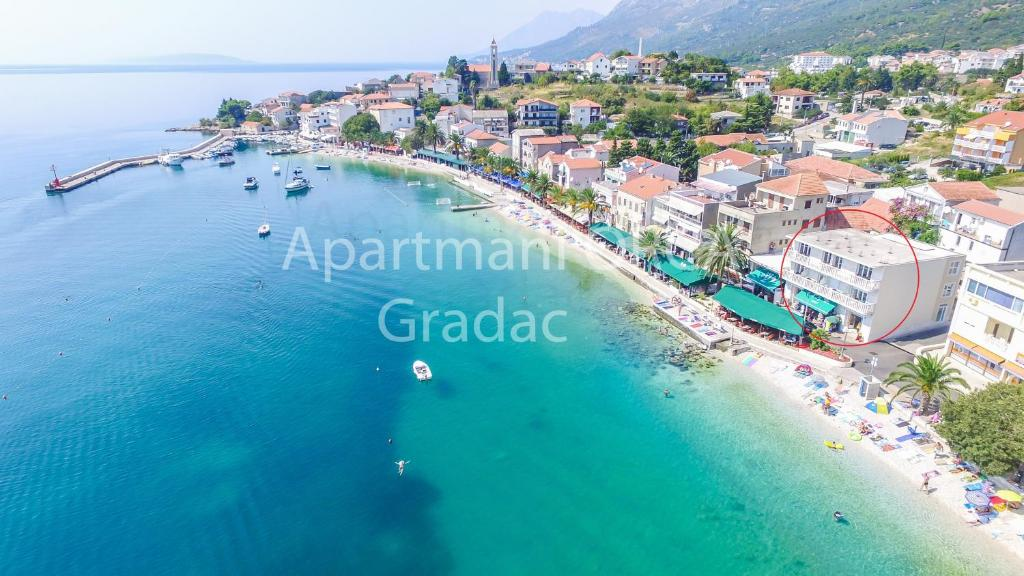 Apartment Orca Gradac Croatia Booking Com