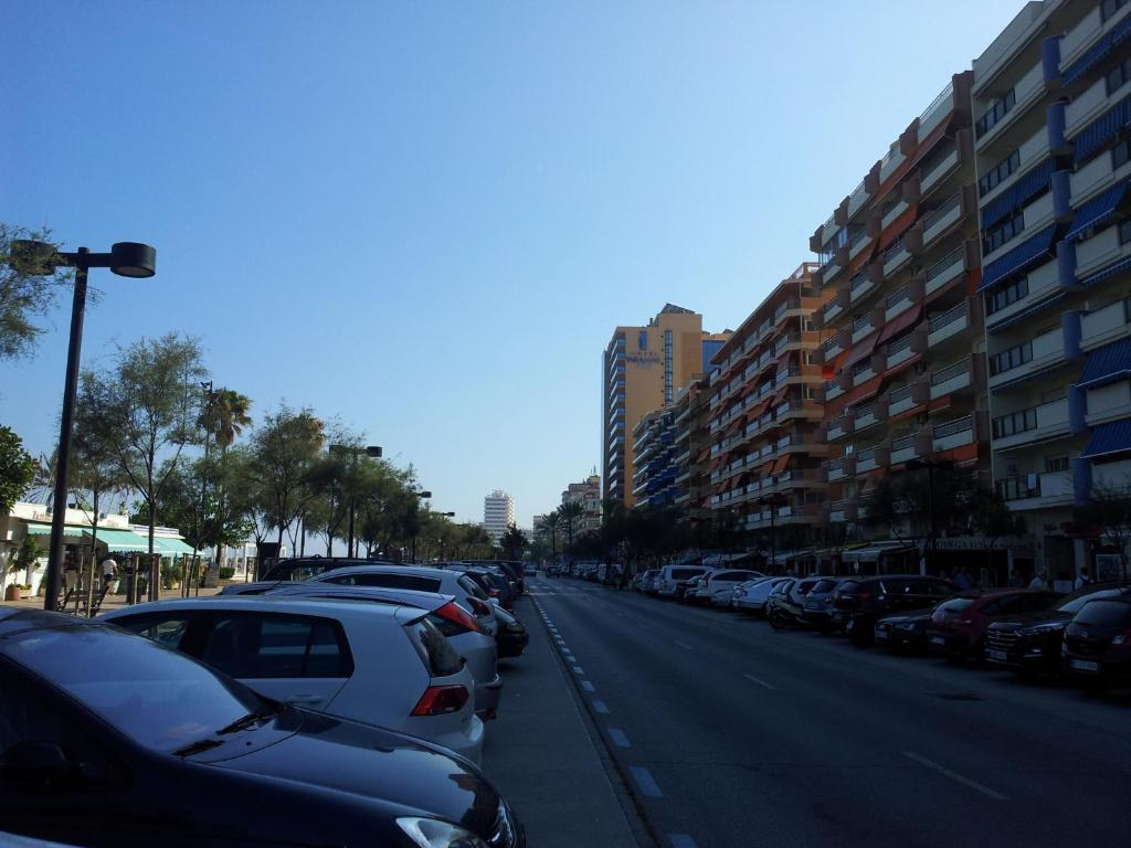 Foto del Frontbeach apartment in los Boliches