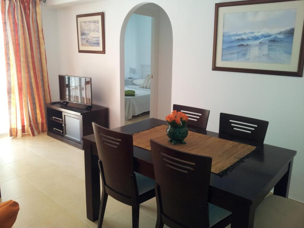 Frontbeach apartment in los Boliches foto