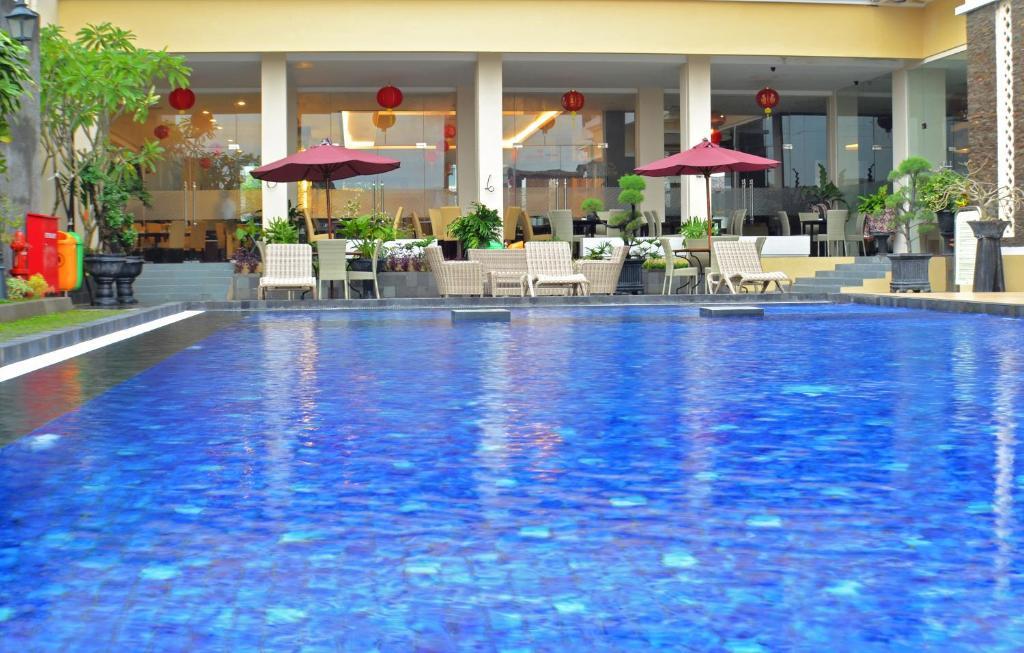 Hotel Horison Ultima Riss Malioboro Yogya, Yogyakarta, Indonesia