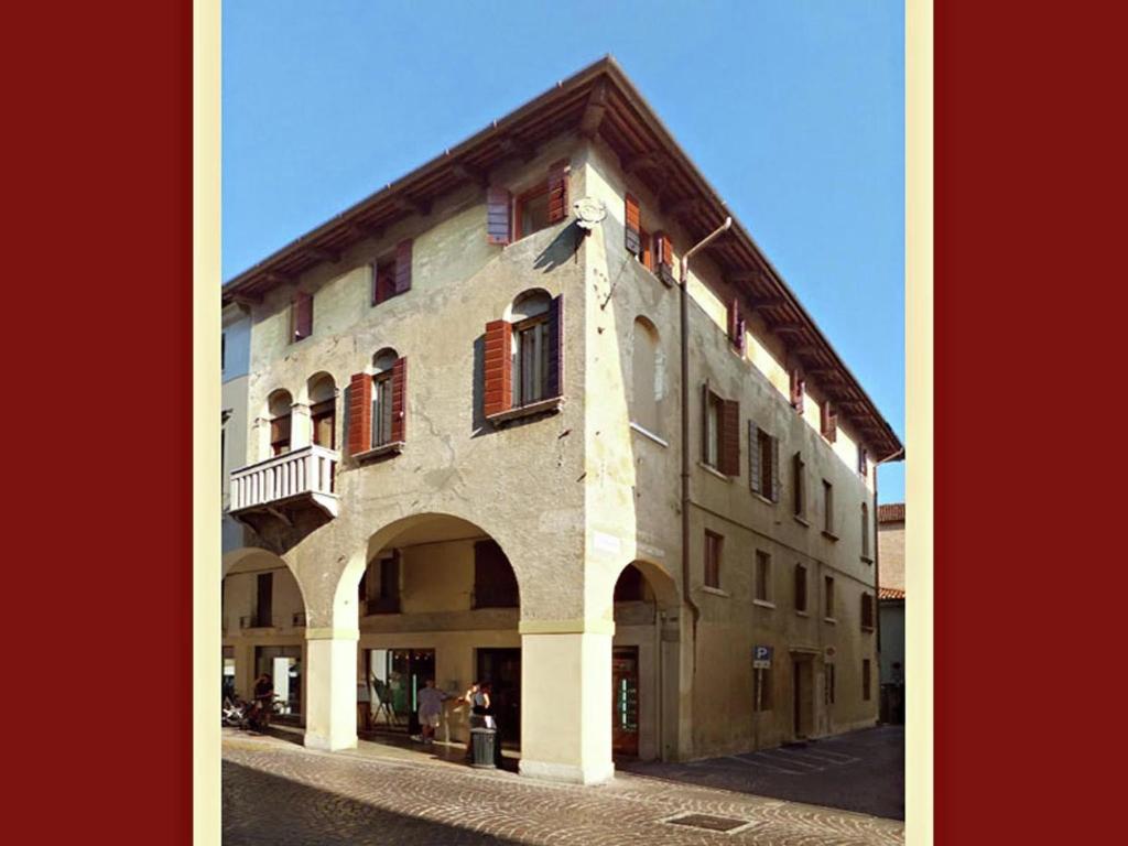 Hôtel proche : Apartment Santa Caterina Trea Treviso