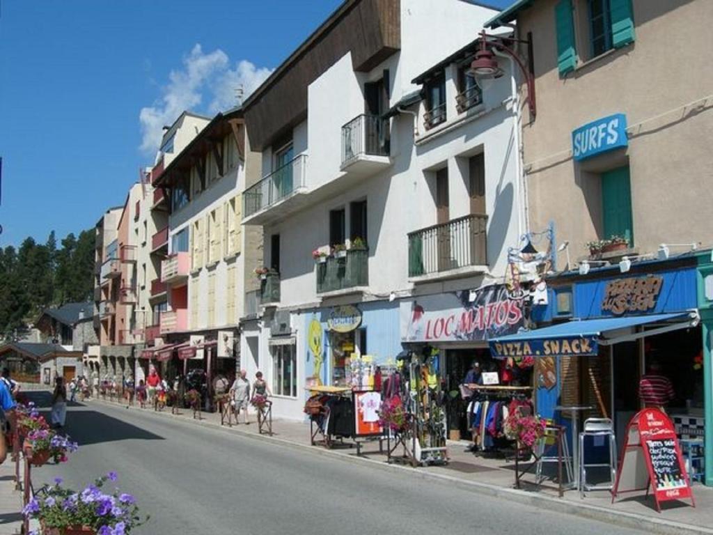 Photos Centre Ville Font Romeu