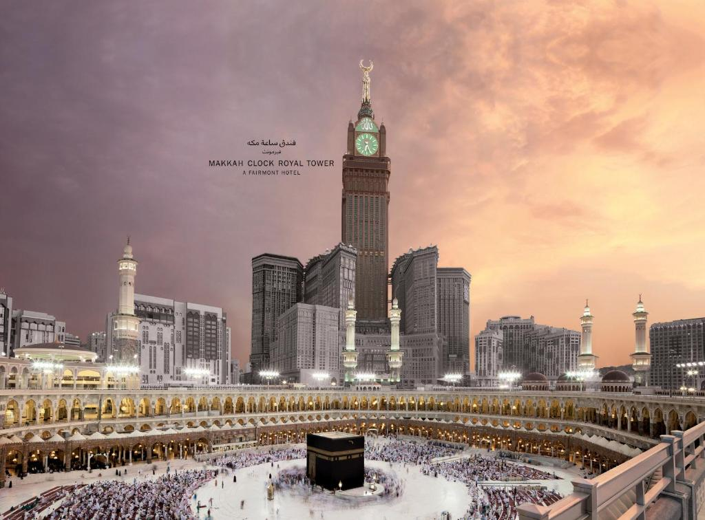 Image result for makkah royal clock tower
