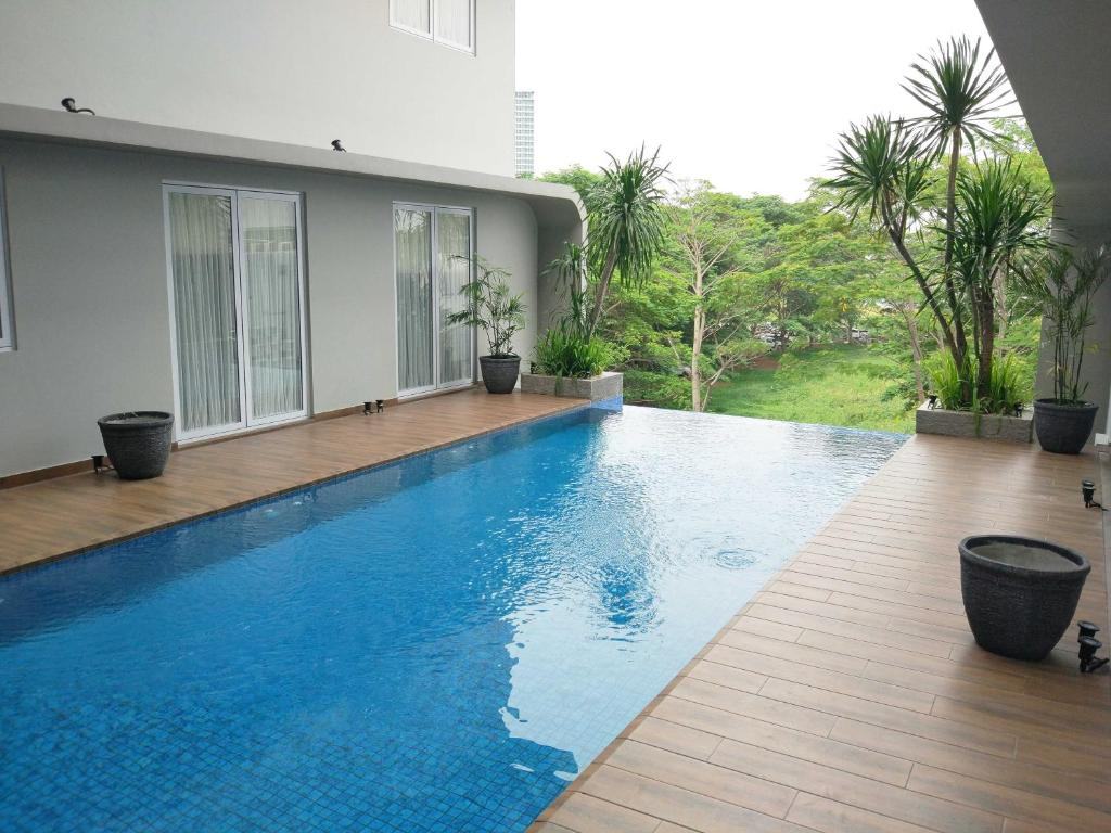 nite and day residence alam sutera serpong indonesia booking com rh booking com