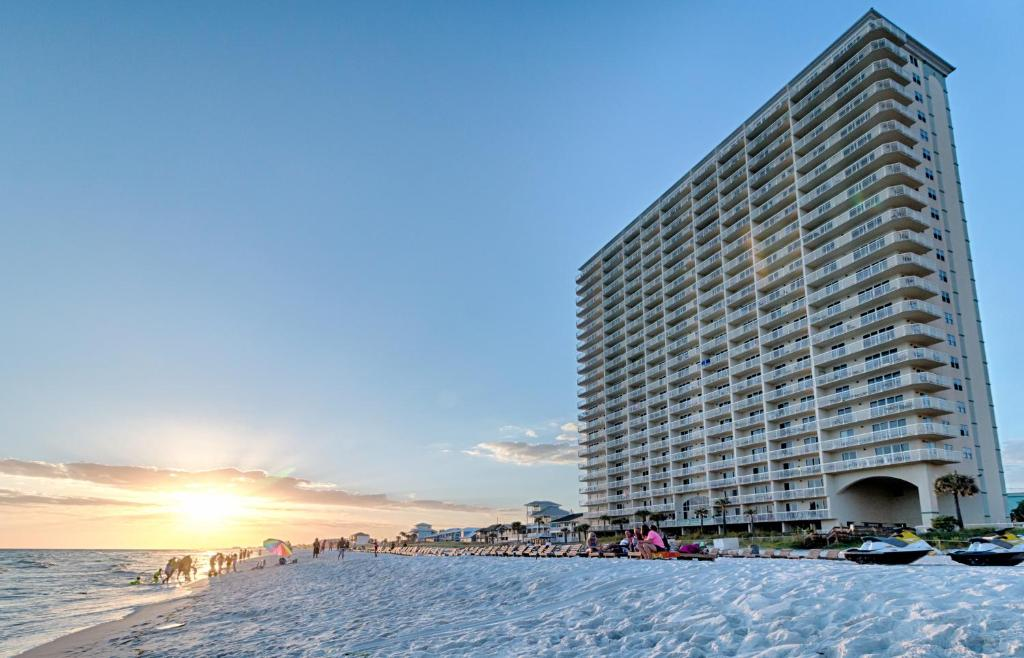 Celadon Beach Resort Panama City Beach Fl Booking Com