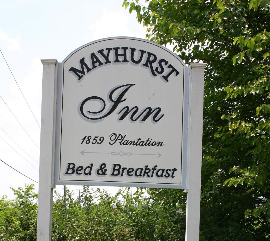 Mayhurst Inn